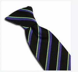 Biack School Tie