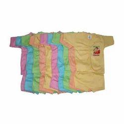 Half sleeves Kr Garment Kids Baba Suit