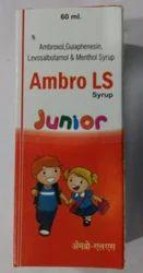 Levosalbactmol Menthol Syrup
