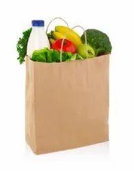 Kraft Grocery Paper Bags