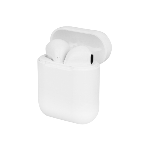 buy online 663b2 e0e47 Wireless Bluetooth Sports Airpod Earphone With Portable Charging Case For  Android/ios Devices White