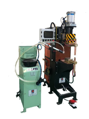 Nut Projection Welding Machine At Rs 220000  Unit