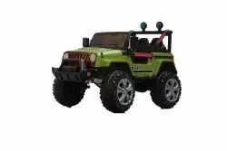 Battery Powered Toy Jeep