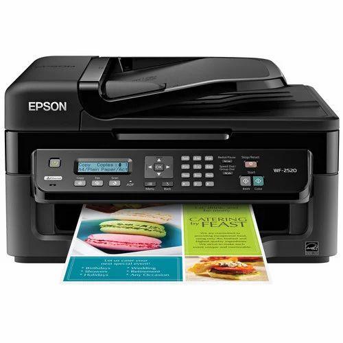 Epson WF-2520 Inkjet Printer, 450W, Prime Electronics | ID