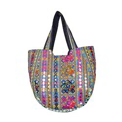 9e7a6ce0c1 Get Quote. Embroidered Banjara Mirror Bag