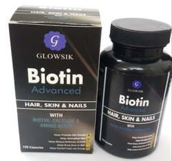 Biotin  Capsules Tablets Manufacturer