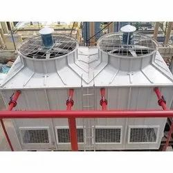 FRP Multi Cell Cooling Tower