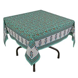 Printed Cotton Table Cloth