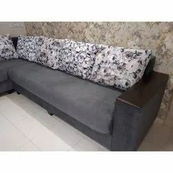 L Shape Corner Sofa Set