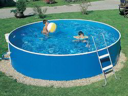 Portable Swimming Pools At Best Price In India