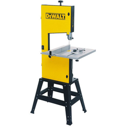 Bandsaw 1000Watts, 200mm, 2 Speed .  Model:DW876 DEWALT