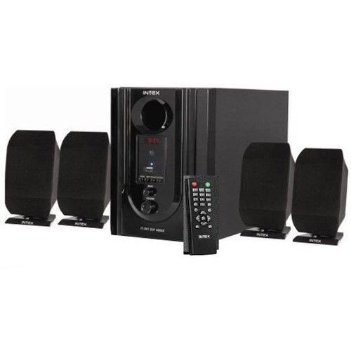 2e72642a2c3 Intex IT-4.1 XV 301 N FMU Home Theater System at Rs 1745  set ...