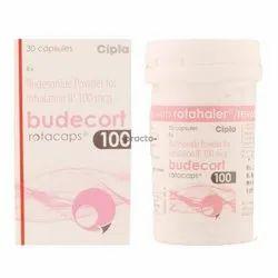Budecort 100 Rotacap Budenosine