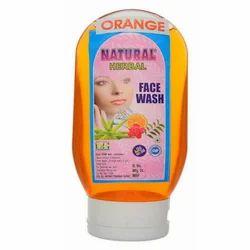 Natural Herbal Orange Face Wash