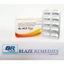 Myo-inositol, Bl Ace Plus Tablets