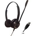 AR 18N USB Call Center Headset