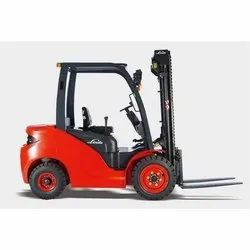 Linde IC Engine Counterbalanced Forklift Truck