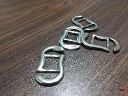 Mild Steel S Shape Buckles Nickel