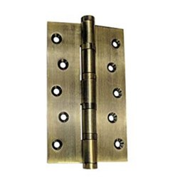 5inch x 3inch x 3mm Brass Ball Bearing Hinge