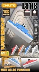 Chargeable LED Bulb, Model Name/Number: L8118