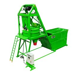 Pan Mixer Schwing Stetter CP 21 Mobile Batching Plant
