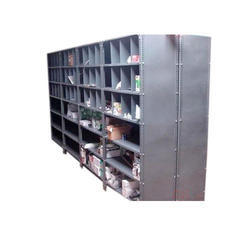 Commercial Slotted Angle Racks
