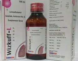Ambroxol 30 MG Levosalbutamol 50 mg Guaiphenesin 50 mg
