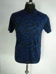 Men Sports T- Shirt