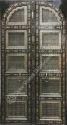 Wood Artistic German Silver Door