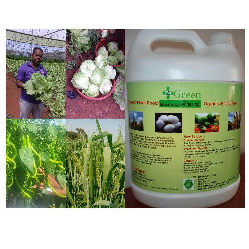 Dr Green Liquid Fertilizer, Pack Size: 1 Litre