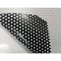 Perforated Window Signs