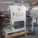 Fluidyne Control Systems Adblue Filling Machine