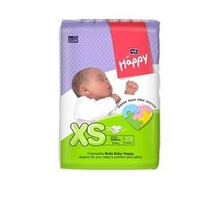 Bella Baby Cotton Diaper, Size: XS