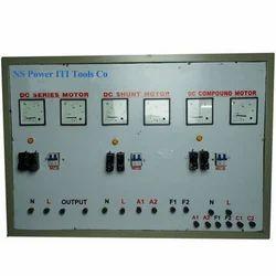 Single Phase, Three Phase ITI Panel