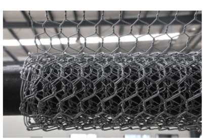 Double Twist Hexagonal (DT) Mesh - Ost Slope Protection