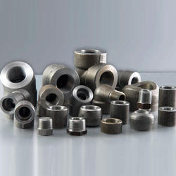 Threaded Forged Pipe Fittings, for Hydraulic Pipe