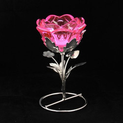 Rose Candle Stand
