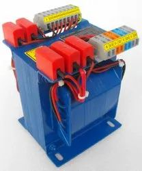 Multi Secondary Fuse Protected Control Transformers