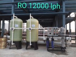 Industrial RO Unit