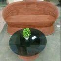 Assam Cane Sofa Set