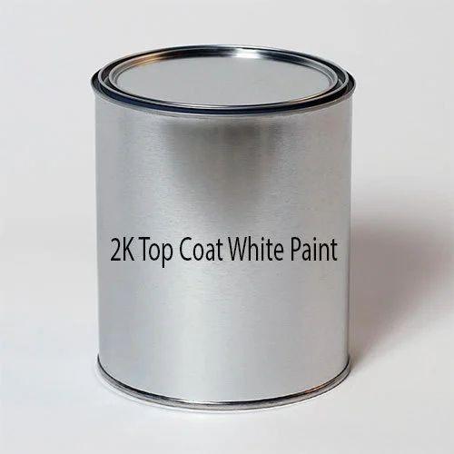 Top Coat Paint >> 2k Top Coat White Paint