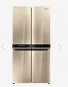 W series 4 Door 677 Ltrs Crystal Mocha Refrigerator