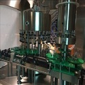 Rinsing Filling And Capping Machine