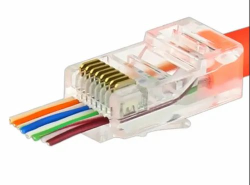 Ez-Link RJ 45 Cat 5 Connector