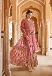 Heavy Bridal Gown for Ladies Wear