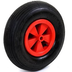 Rubber Trolley Wheel