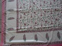 Double Jaipuri Print Hand Block Printed Cotton Fabric Jaipuri Bed Cover