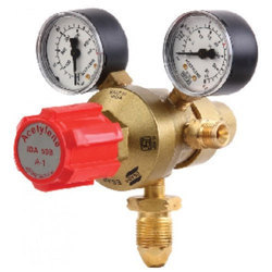 Acetylene Gas Cylinder Regulator
