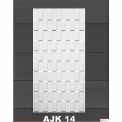 AJK 14 PVC Foam 3D Wall Sheet