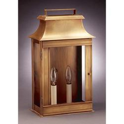Brass Garden Lanterns